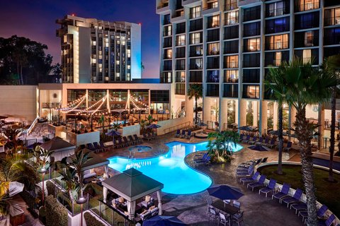 Meetings and events at Newport Beach Marriott Hotel & Spa