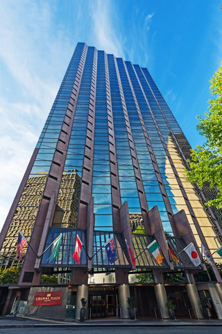 Crowne Plaza Hotel Seattle-Downtown