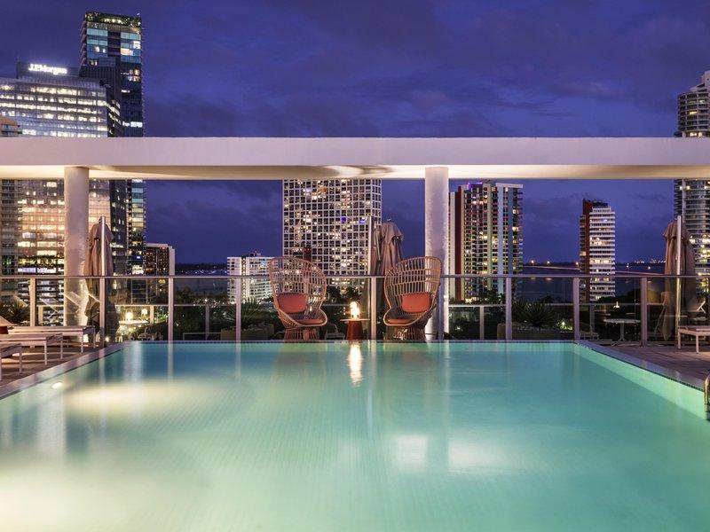 Připojení v Miami