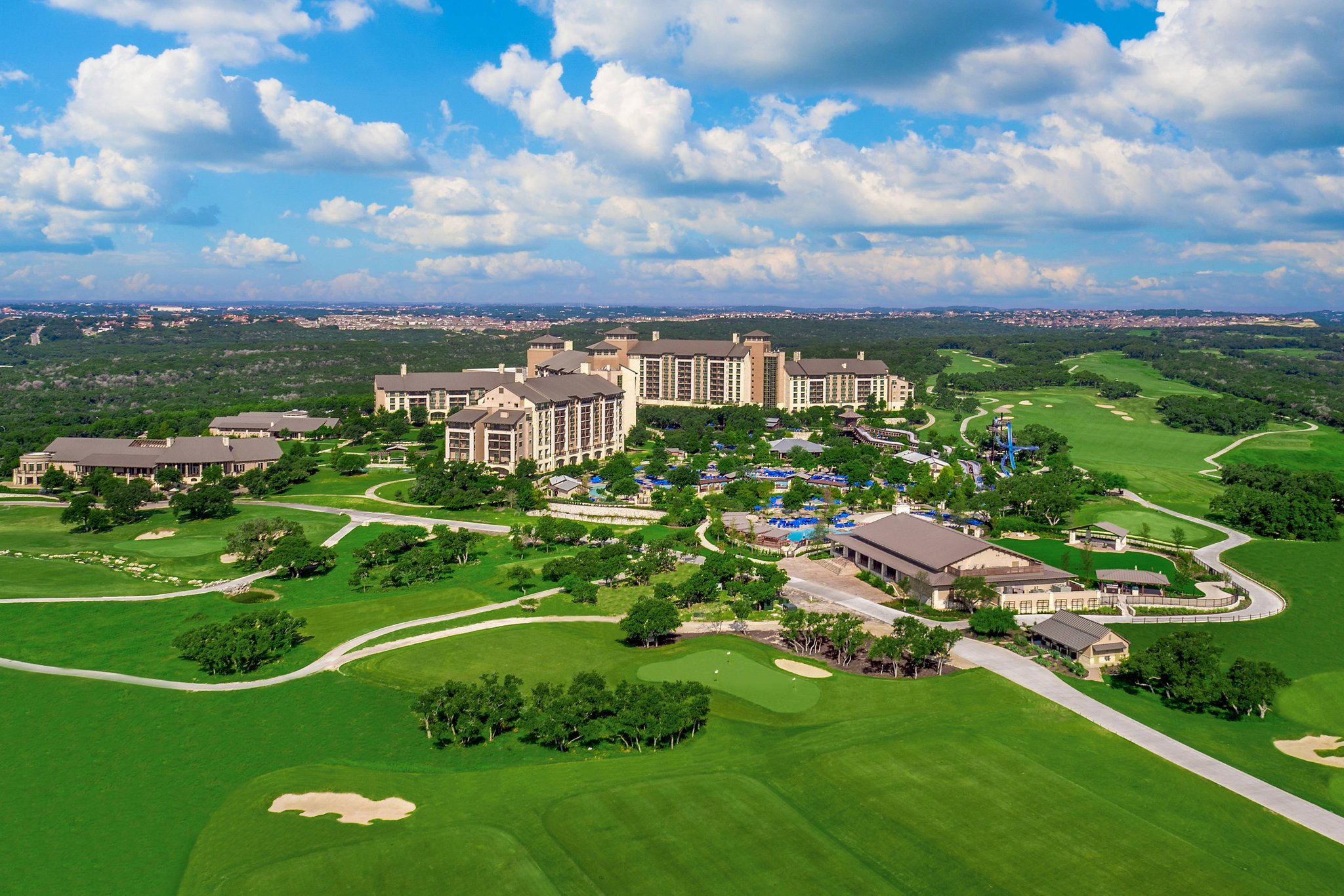 Meetings and events at JW Marriott San Antonio Hill Country
