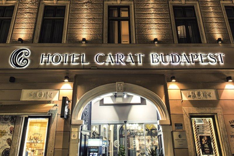 Carat Boutique Hotel Aldi Utazas